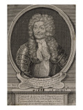 Abraham Duquesne, General Naval Armies (1610-1688) Giclee Print
