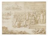 Consécration d'un souverain Giclee Print by Nicolò dell' Abate