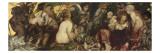Abundantia : les dons de la mer Giclee Print by Hans Makart