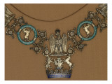 Collar of the Royal Order of the Crown of Westphalia Giclee Print