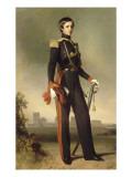 Antoine D'Orleans, Duke of Montpensier (1824-1890) Giclee Print by Franz Xaver Winterhalter