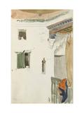 Album de voyage au Maroc, Espagne, Algérie Giclee Print by Eugene Delacroix