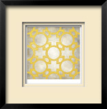 Classical Symmetry V Limited Edition Framed Print by Chariklia Zarris