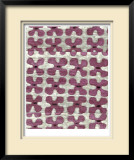 Silk Road Ikat III Limited Edition Framed Print by Chariklia Zarris