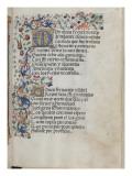 Recueil de dévotion de la reine Isabelle d'Espagne par Pedro Marcuello Giclee Print