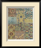 Porcelain Mosaic I Limited Edition Framed Print by Chariklia Zarris