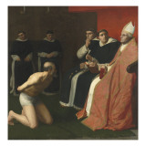 Une amende honorable Lámina giclée por Alphonse Legros
