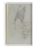 Album: the Banks of the Orne River Bridge Near Ouilly Giclee Print by Paul Huet