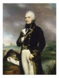 Alexandre François Marie, Vicomte de Beauharnais Giclee Print by Georges Rouget