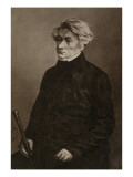 Adam Mickiewicz, Polish Poet and Patriot (1798-1855) Giclee Print by Gaspard Félix Tournachon