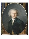André Ernest Modeste Gretry, compositeur (1741-1813) Giclée-Druck von Elisabeth Louise Vigée-LeBrun