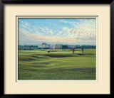 St. Andrews 3rd - Cartgate (Out) Limited Edition Framed Print by Peter Munro
