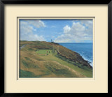 16th At Old Head Kinsale Limited Edition Framed Print by P. Munro