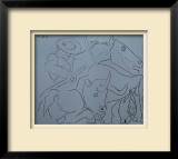 LC - Pique cassee Limited Edition Framed Print by Pablo Picasso