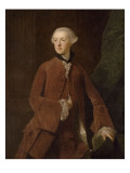 Davis Wemys, Lord Elcho Giclee Print by Allan Ramsay