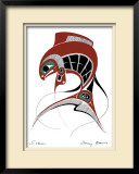 Salmon Limited Edition Framed Print by Danny Dennis