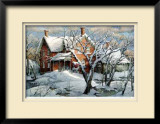 Gingerbread Limited Edition Framed Print by Murrey Smith
