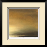 Abstract Horizon VII Limited Edition Framed Print by Ethan Harper