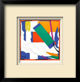 Verve - Souvenir d'Oceanie Limited Edition Framed Print by Henri Matisse