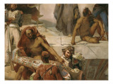 Egyptian Expedition under the Command of Bonaparte Giclee Print by Léon Cogniet