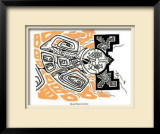 Bits and Pieces of a Culture Limited Edition Framed Print