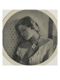 Ellen Terry, at the age of sixteen Lámina giclée por Julia Margaret Cameron