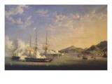 Episode de la guerre d'Espagne en 1823 Giclee Print by Pierre Julien Gilbert