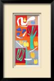 Verve - Vegetaux Limited Edition Framed Print by Henri Matisse