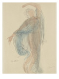 Danseuse Giclee Print by Auguste Rodin