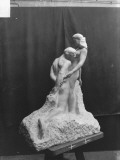 Eternelle Idole Giclée-tryk af Auguste Rodin
