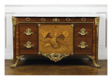 Commode Giclee Print by Jean-Henri Riesener