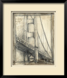 Golden Gate Bridge Limited Edition Framed Print by Ethan Harper