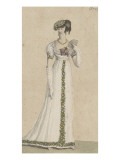 Costume Parisien Reproduction procédé giclée