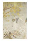 Décoration Domecy : la branche fleurie jaune Reproduction procédé giclée par Odilon Redon