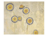 Décoration Domecy : marguerites Giclee Print by Odilon Redon