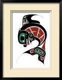 Killer Whale Limited Edition Framed Print by Danny Dennis