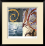 A Streak of Velocity Limited Edition Framed Print by Scott Sandell