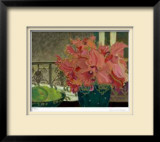 Petite Fleur Suite I Limited Edition Framed Print by Ellen Gunn