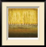 My Backyard II Limited Edition Framed Print by Jensen