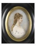 Eléonore d'Uckermann, belle-soeur de l'artiste Giclee Print