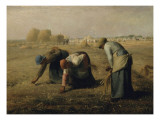 Les glaneuses Giclee Print by Jean-François Millet