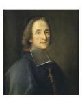 François de Salignac de la Mothe-Fénelon (1651-1715), évêque de Cambrai Giclée-Druck von Joseph Vivien