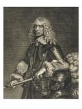 François de Vendôme, duc de Beaufort (1606-1669) Giclee Print by Robert Nanteuil