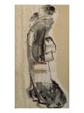 Femme de profil Lámina giclée por Katsushika Hokusai