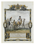 Général Alexandre Berthier Giclee Print by Antoine Charles Horace Vernet