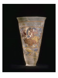 Goblet Scene Twice: the Rape of Europa and Ganymede Giclee Print