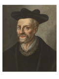 Francois Rabelais (1483-1553), Writer and Physician Giclee Print