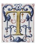 Graduale romanum, exécuté par P. Louis Blouin: Giclee Print by J.B. de Bray