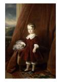 Gaston d'Orléans, comte d'Eu (1842-1922) Lámina giclée por Franz Xaver Winterhalter