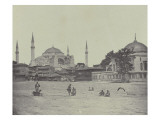 Sainte Sophie, Constantinople Giclee Print by James Robertson